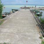 Csónakkikötő MOHOSZ Szepezdfürdői Horgásztanya