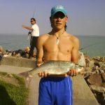 MOHOSZ Szepezdfürdői Horgásztanyán fogott balin