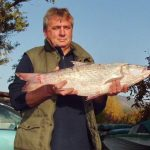 2012 10. 22. 4250 gr. MOHOSZ Szepezdfürdői Horgásztanyán fogott balin