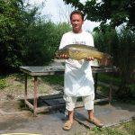 2008 07. 20. 6000 gr. MOHOSZ Szepezdfürdői Horgásztanyán fogott ponty